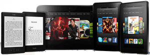 Amazon Kindle Fire HD - Kindle Paperwhite